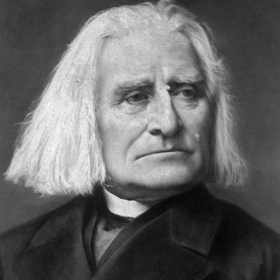Before Franz Liszt died in 1886, he was a pianist, composer, and famous teacher —of Wagner and others—and a Franciscan.