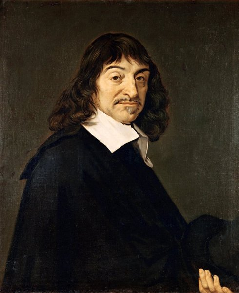 "Descartes wanted to establsih the modern project on the axiom, ""I think, therefore, I am."""