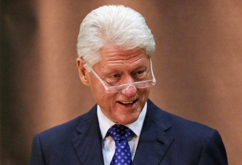 """The world is getting better all the time.""  - Bill Clinton, 2012"