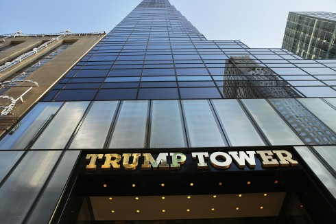 Trump Tower: Donald Trump's Unofficial Headquarters